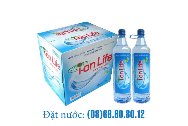 Nước I-on Life 1.25 lít