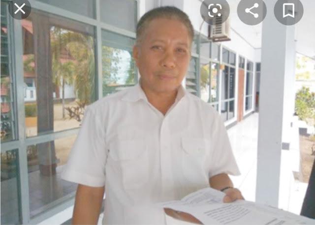Ketua Komisi I DPRD Kabupaten Bima Sulaiman MT,SH
