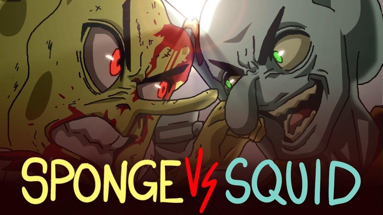 The SpongeBob SquarePants Anime OP 2 Original Animation