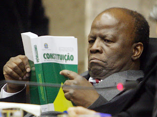 MINISTRO DO STF JOAQUIM BARBOSA