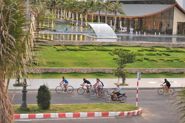 Mặt tiền khách sạn Rosa Alba Phú yên