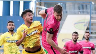 Τα στιγμιότυπα του ματς Παναιτωλικός - Αστέρας Τρίπολης 1-1