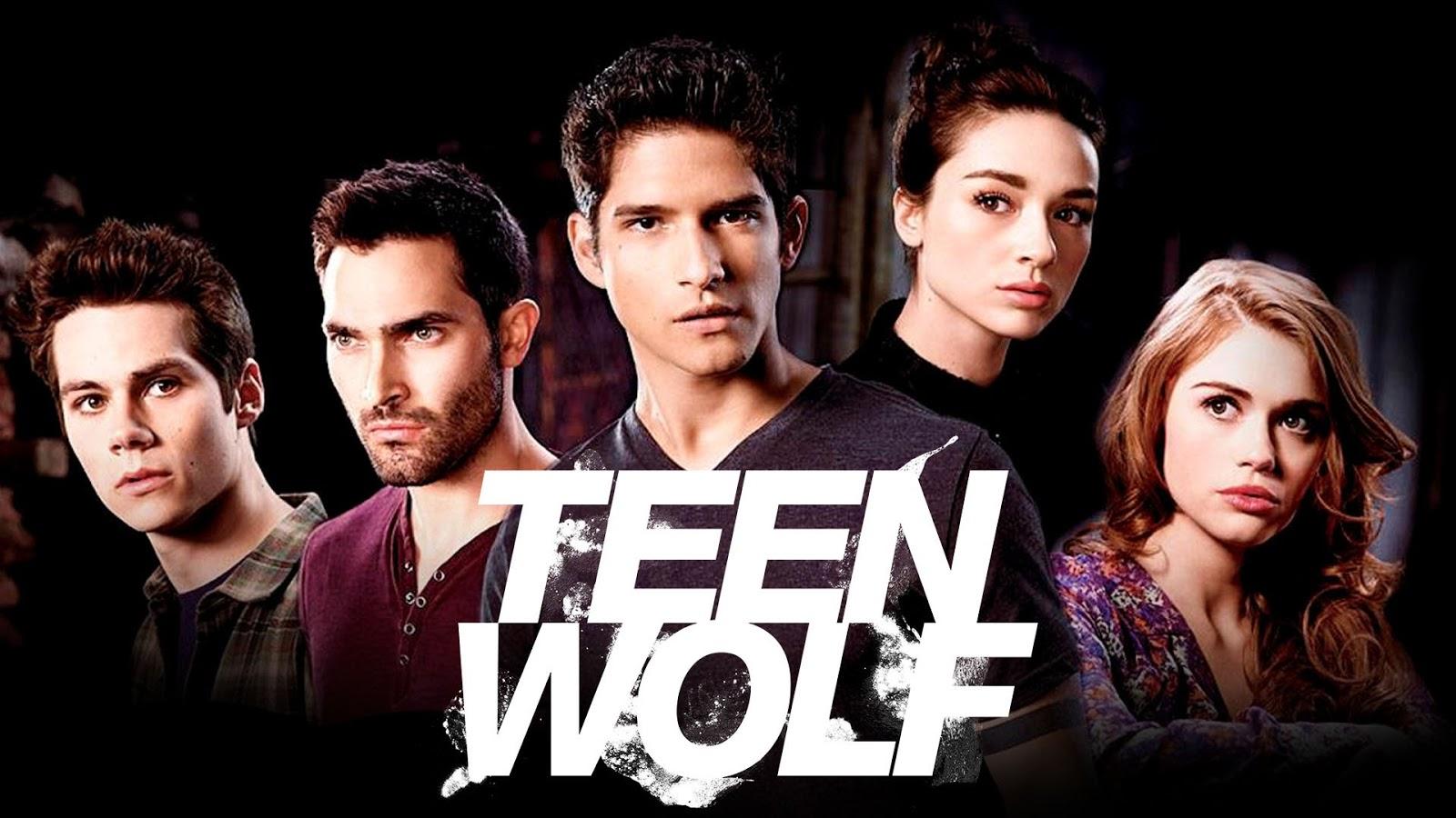 Série Teen Wolf