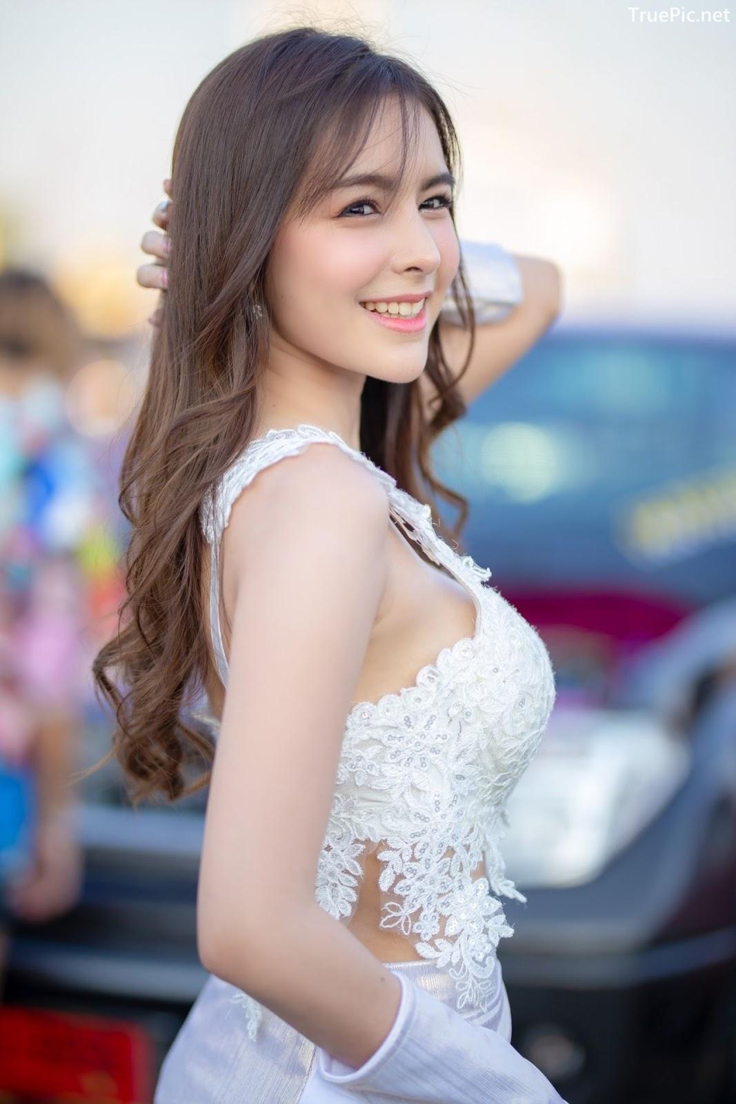 Thailand Hot Model - Thai Racing Girl At Pathum-Thani Speedway