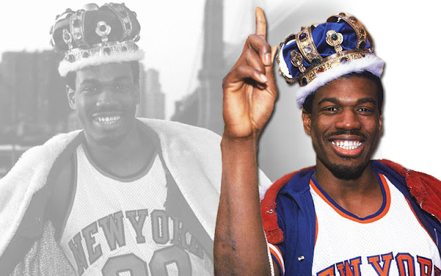 The Historical Record of Bernard King