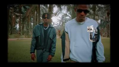 VIDEO: Krizbeatz Ft Diamond Platnumz & Ceeboi - Abi