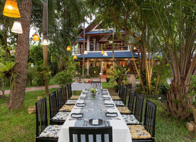 koh samui phuket inspiring villas talay naiharn rental