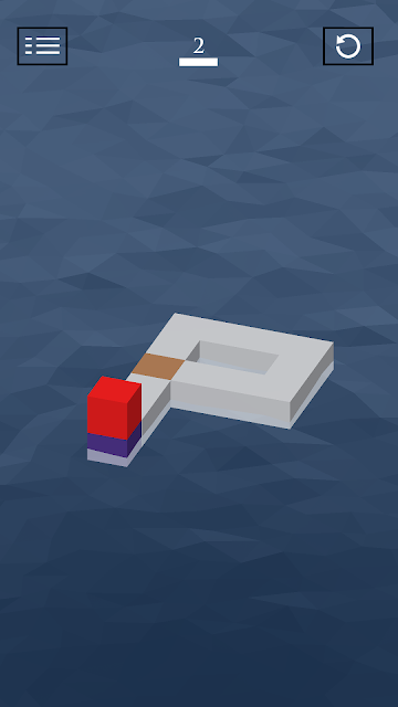Cubered Level 2 Solution, Walkthrough, Cheats
