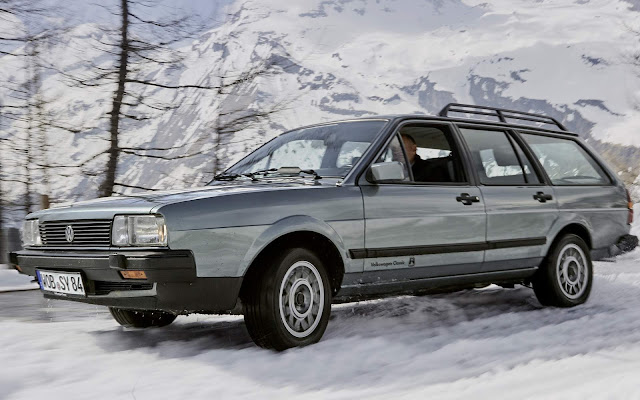 VW Passat Variant 1988