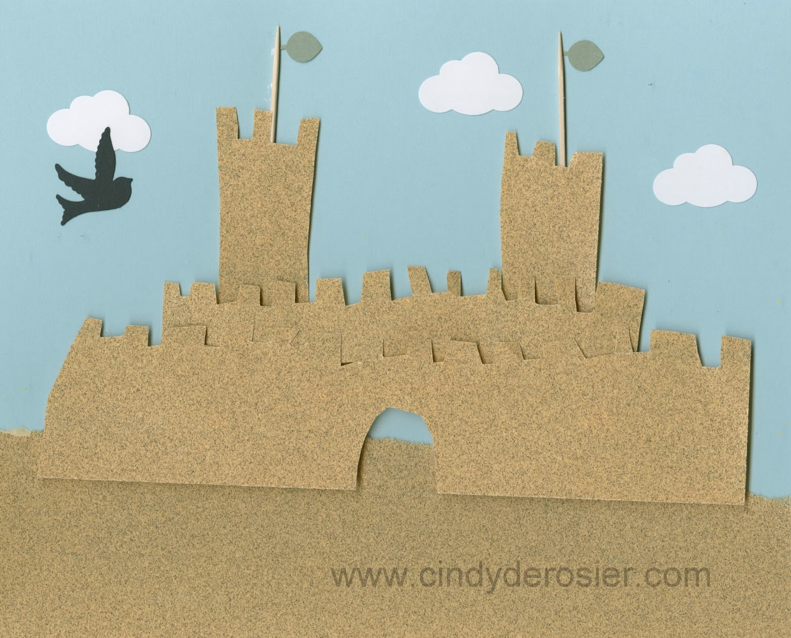 How to build the perfect sandcastle