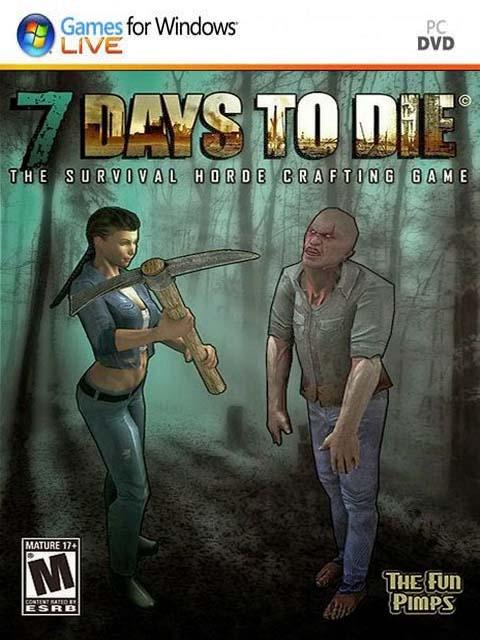 تحميل لعبة 7 Days To Die Alpha برابط مباشر + تورنت