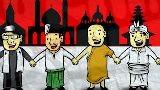 konsep dan kerukunan antar umat beragama
