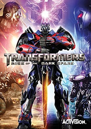 تحميل لعبة المتحولون Transformers Rise of the Dark Spark