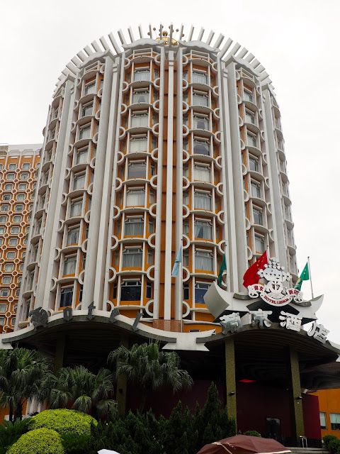 Hotel Lisboa, Macau, SAR of China