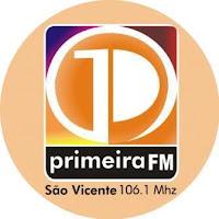 Rádio Primeira FM de São Vicente ao vivo
