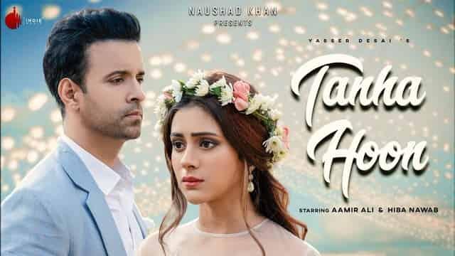 तनहा हूँ Tanha Hoon Lyrics In Hindi - Yasser Desai