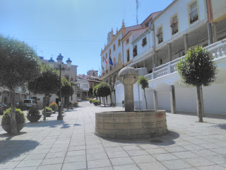 Plaza Mayor de Jaraíz