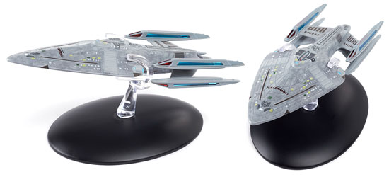 The Trek Collective: Starships Collections' Xindi