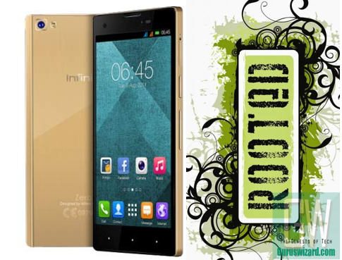 application to root infinix hot note 5