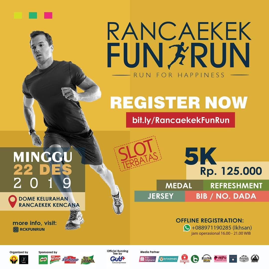 Rancaekek Fun Run • 2019