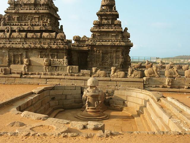 mahabalipuram, shore temple