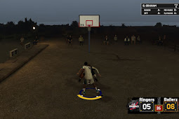 NBA 2K20 Outdoor Dirt Court v1 by TGSoGood