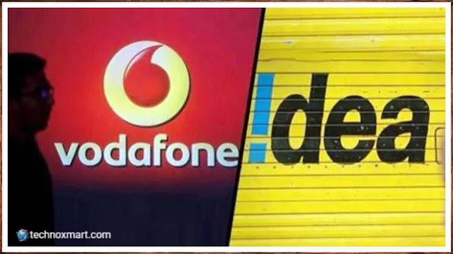Vodafone Idea Double Data Offer On Rs.249, Rs.399, Rs.599 Prepaid Recharge Plans