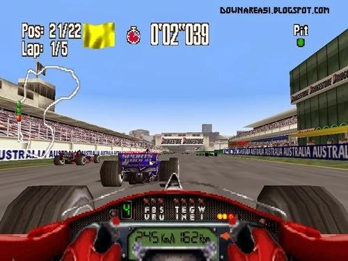 Monaco Grand Prix Simulation 2
