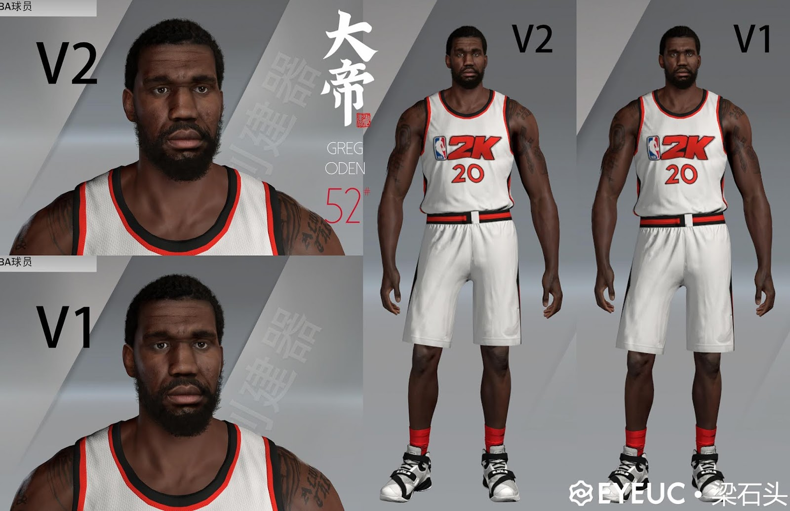 Greg Oden Is Trying To Find Himself After A Failed Basketball Career