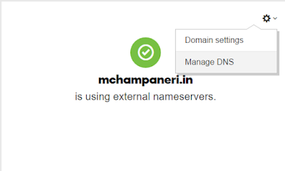 godaddy domain management