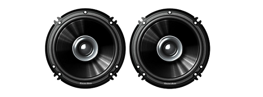 Sound Boss MAX B1615 Coaxial Speakers