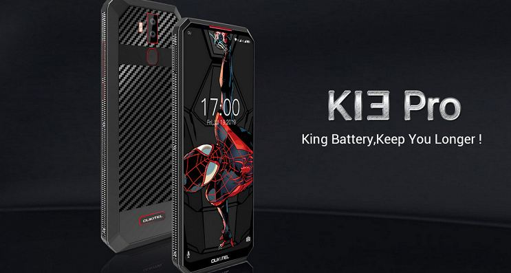 The champion of autonomy with a battery of 11,000 mAh and NFC has become even more affordable