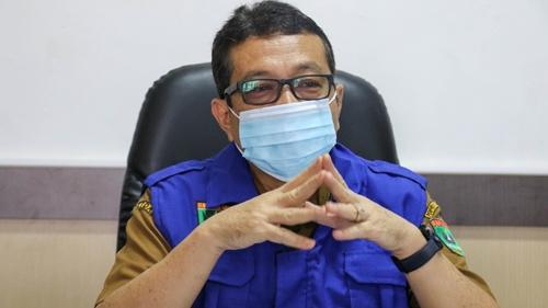 Selenggarakan Vaksinasi, Dinas Kominfotik Sumatera Barat Pro Aktif Putus Penyebaran Covid-19