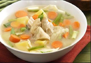 Resep Sop Ayam Renyah Sederhana Yummy