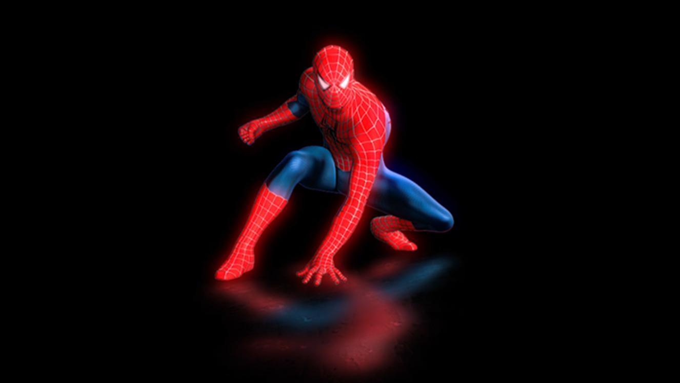 Bumper Spiderman