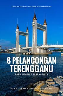 Tempat Menarik Dan Pelancongan Di Terengganu Mengikut Kategori