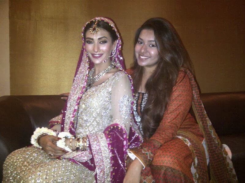 Sherry Shah wedding picture images