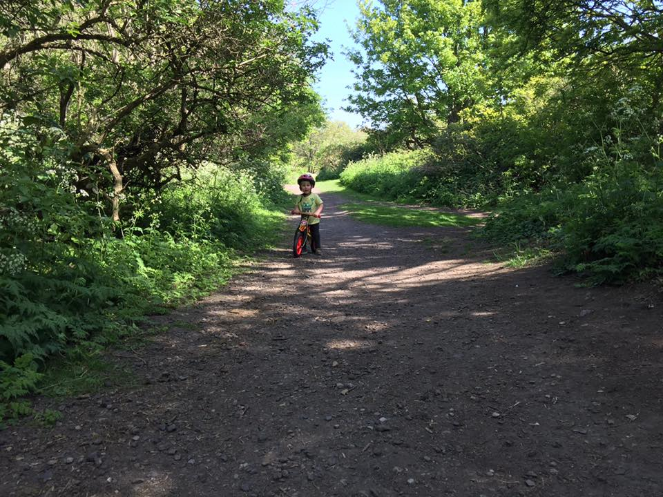 13 of the best pushchair-friendly walks around North East England as recommended by local parents - Marden Quarry