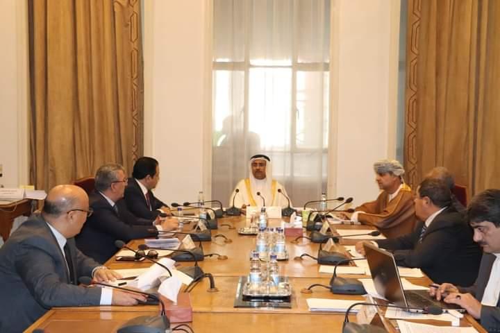 البرلمان العربي يعرب عن خالص تعازيه للشعب اليمني في شهداء المجزرة الإرهابية