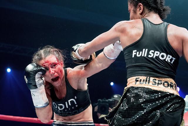 Katharina Thanderz defeats Danila Ramos 4