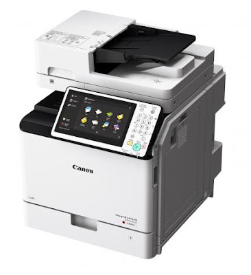 i installation in addition to administration of compact in addition to high Canon imageRUNNER ADVANCE C255i Driver Download