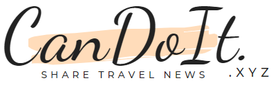 CAN DO IT - Share travel news !