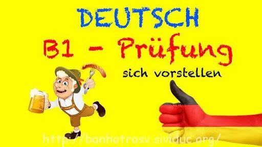 Tổng hợp bài nói thuyết trình Tiếng Đức B1 hay nhất