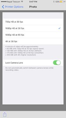 convert photos to pdf on iPhone