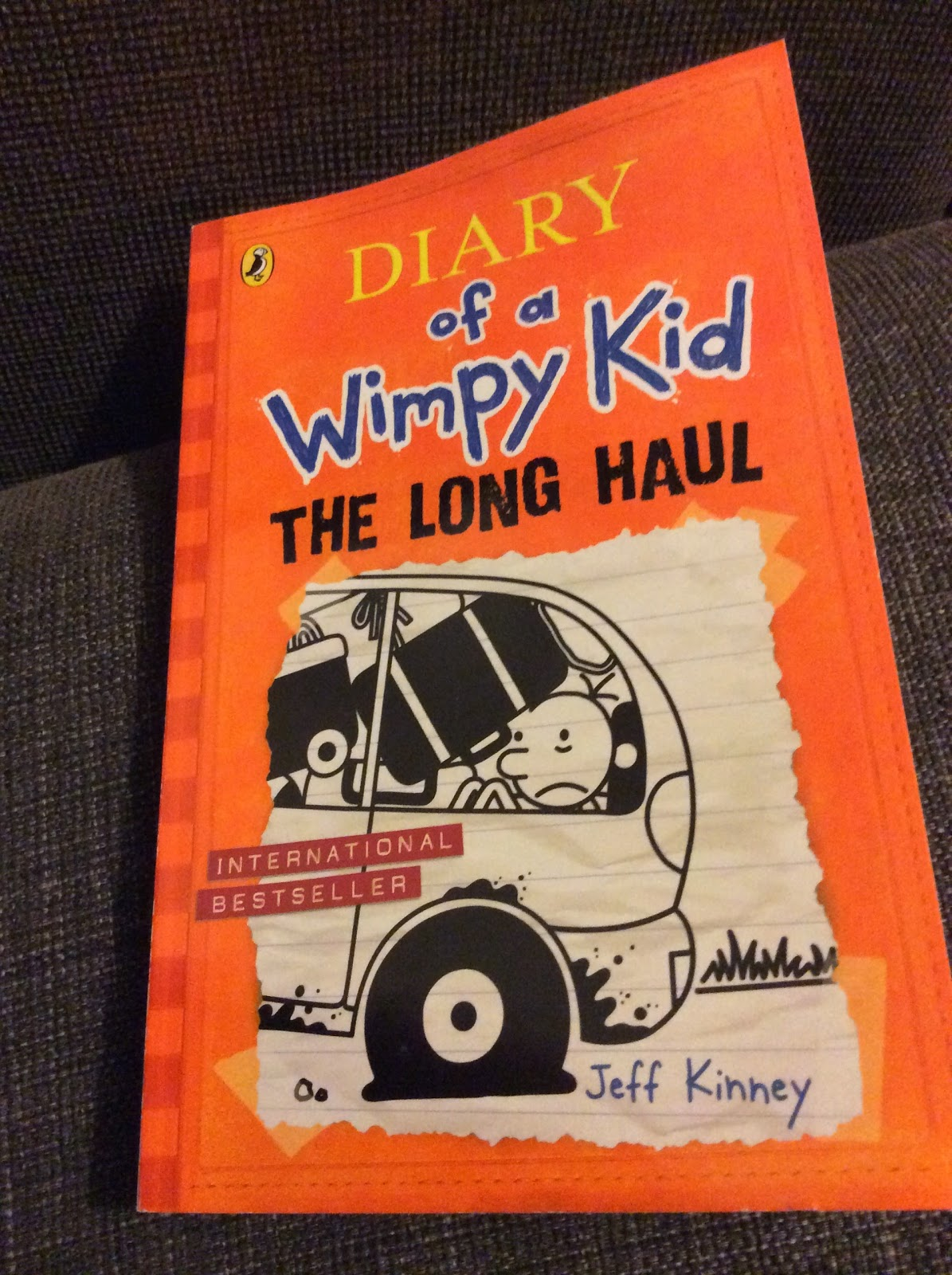 What fred read reviews and celebration of books for young children diary of a wimpy kid the long haul solutioingenieria Choice Image
