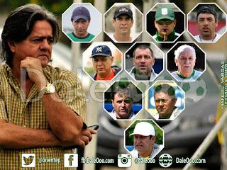 Oriente Petrolero - Los Directores Técnicos de Keko - DaleOoo.com Twitter, Instagram, Facebook, Sitio, Página, Web Club Oriente Petrolero Oficial
