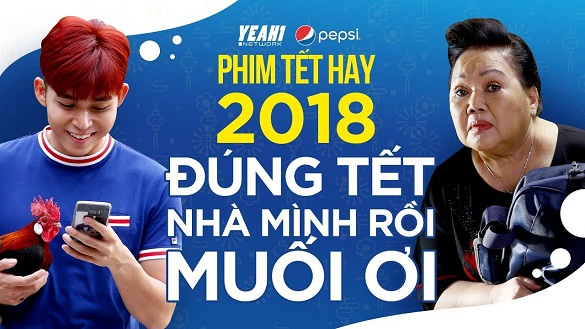 Pepsi Tết 2018