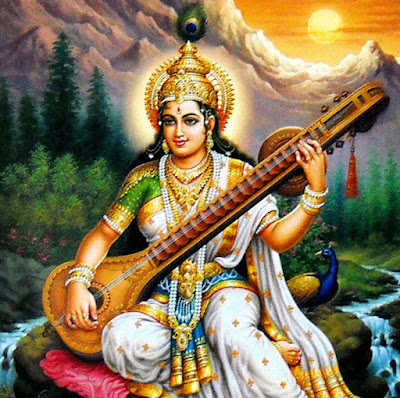 Images Of Saraswati Devi