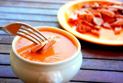 Recetas de cremas frías y templadas deliciosas para el verano