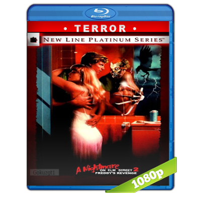 Pesadilla En La Calle Del Infierno 2 (1985) BRRip Full 1080p Audio Trial Latino-Castellano-Ingles 5.1